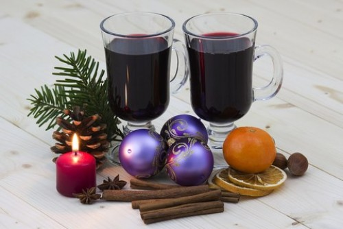 Homebrew Christmas Drinks