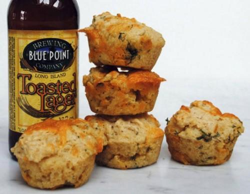 Gluten Free Beer Muffins