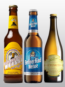 BJCP 2015 23A - Berliner Weisse Commercial Example