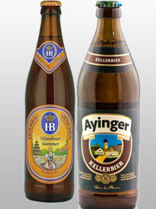 BJCP 2015 7C - Amber Kellerbier Commercial Example