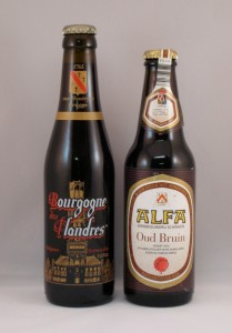 BJCP 2008 17C Flanders Brown Ale/Oud Bruin style example